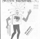 Mutant Renegade Zine #10 – The Computer & Technology Issue