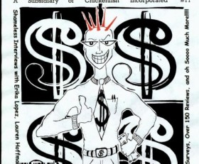 Mutant Renegade Zine #11 – The Sell-Out Issue