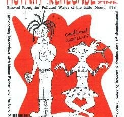 Mutant Renegade Zine #12 – The Drinking Issue