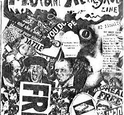 Mutant Renegade Zine #2 – The Brady Bunch Issue