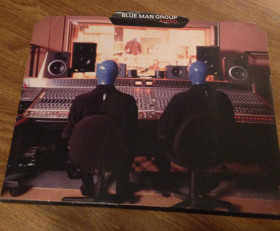 Blue Man Group – Audio Press Pack – 1999