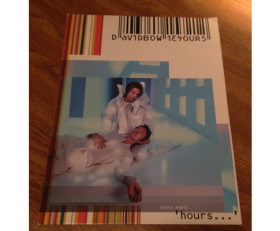 David Bowie – 'hours…' Press Pack – 1999
