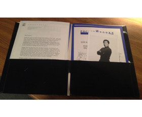 George Takei – To the Stars Press Pack – 1994