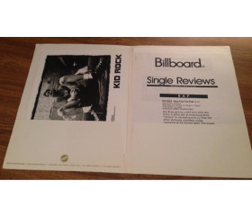 Kid Rock – The Polyfuze Method Press Pack – 1992