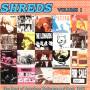 Shreds Vol 1 Cover