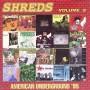 Shreds Vol 3 Cover