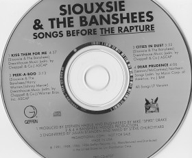 Siouxsie & The Banshees – Songs Before the Rapture – 1992